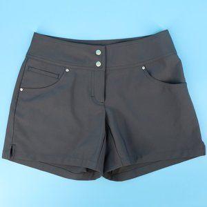 Slazenger Gray Golf Shorts